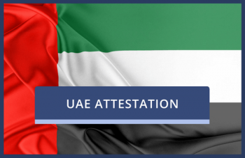 UAE Embassy Attestation