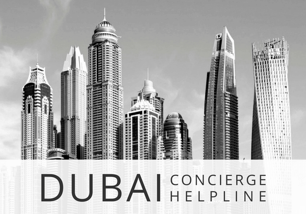 Concierge Helpline Service