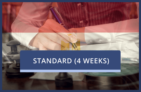 Egypt Standard - Inc Certification