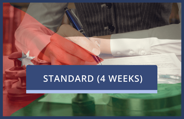 Jordan Standard - Inc Certification