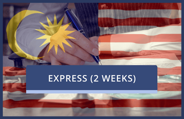 Malaysia Express - Inc Certification